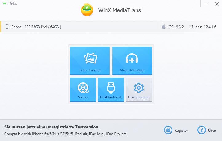 WinX MediTrans-scr
