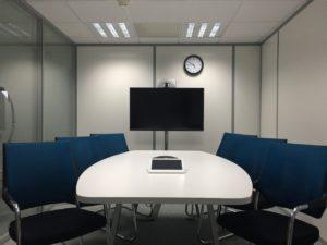 Konferenzraum gestallten