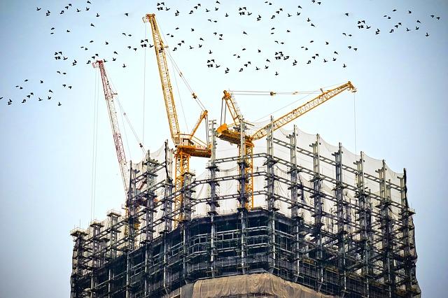 Bauleistung, Betonarbeit und Kernbohrung