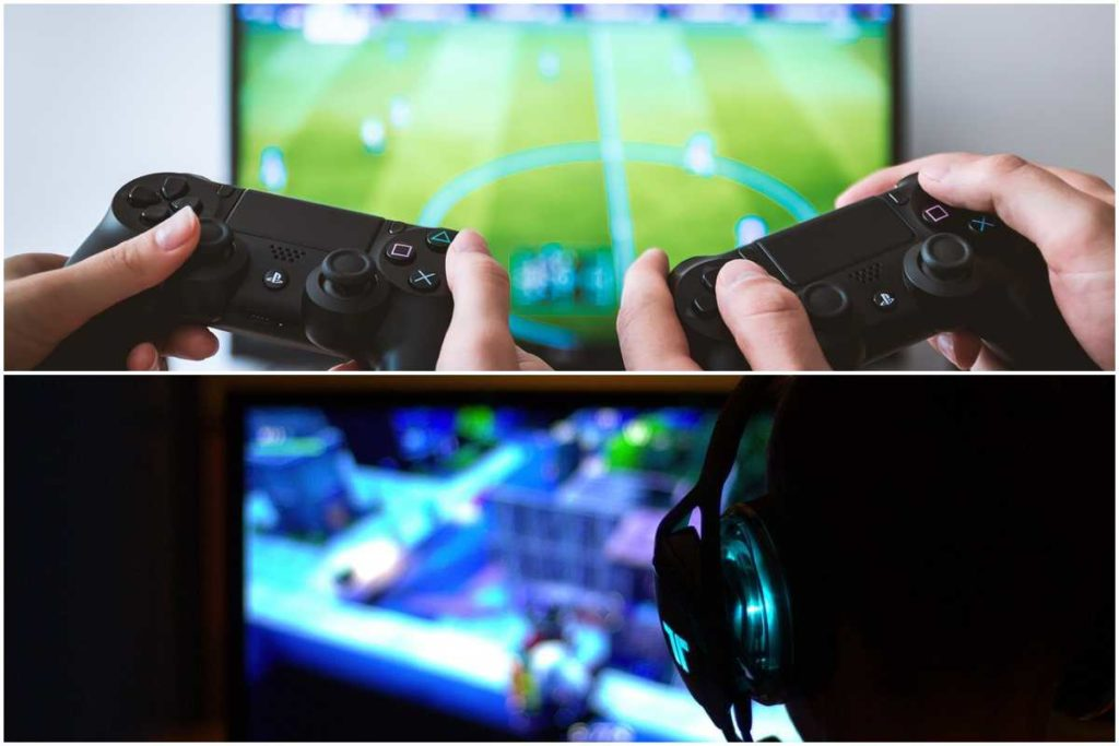 Spielekonsole oder PC