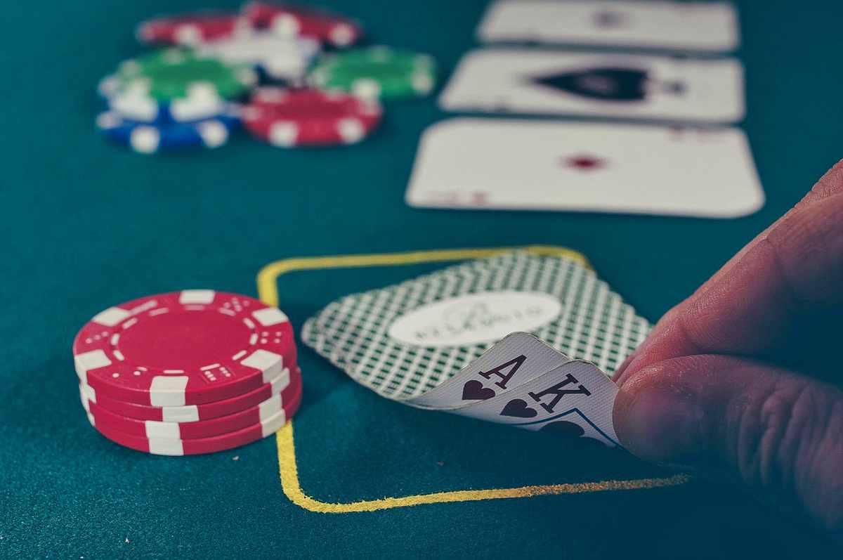 Blackjack-Spielen