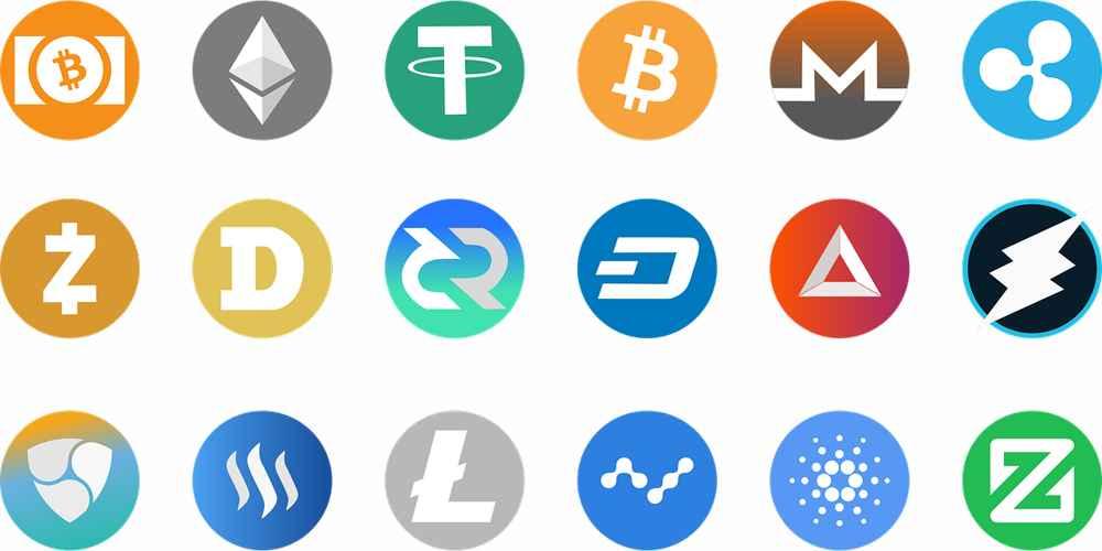 Kryptowährungen Krypto-Coins