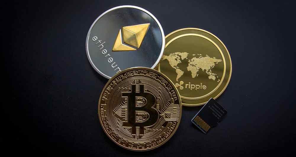 Bitcoin ETH Ripple Handel paypal