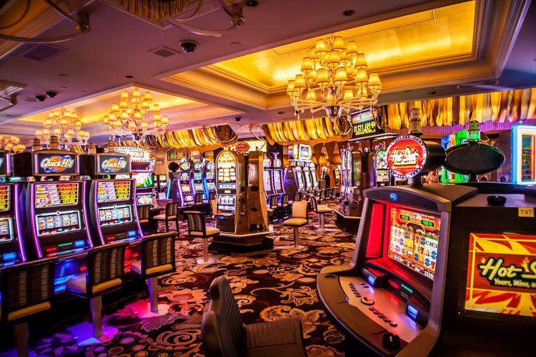 in Casino arbeiten
